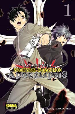 Academia Neogénesis Evangelion. Apocalipsis (Rústica con sobrecubierta) #1