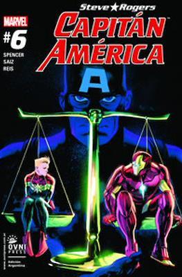 Capitán América #6