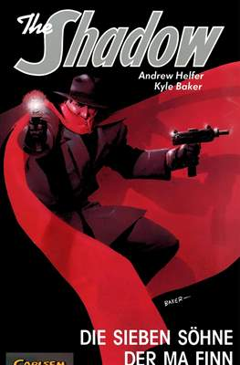 The Shadow (Softcover) #4