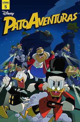 PatoAventuras (Cartoné 48 pp) #5