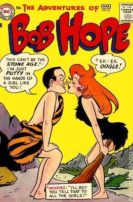 The adventures of bob hope vol 1 #43
