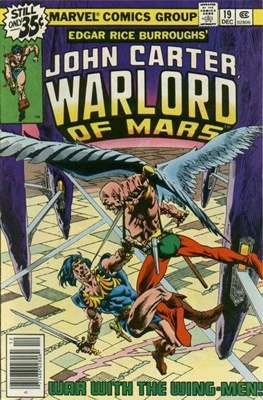 John Carter Warlord of Mars Vol 1 (Comic-book.) #19
