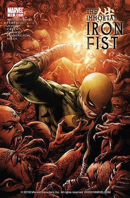 The Immortal Iron Fist (2007-2009) (Digital) #23