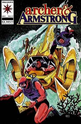 Archer & Armstrong (Comic-book) #17