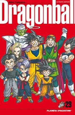 Dragon Ball - Ultimate Edition (Kanzenban) #29
