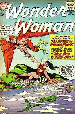 Wonder Woman Vol.1 (1942-1986; 2020-) (Comic Book) #144