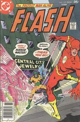 Flash vol. 1 (1959-1985) (Grapa, 32 págs.) #255