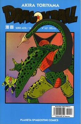 Dragon Ball - Serie Azul (Grapa) #167