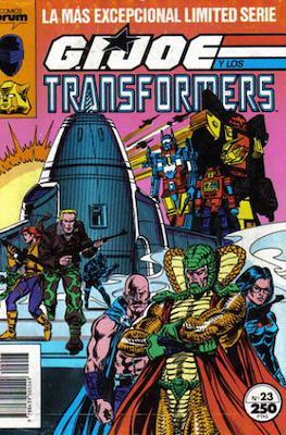 Comando G.I.Joe (Grapa. 19x27. 32 páginas. Color.) #23