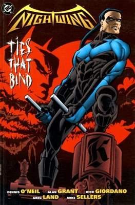 Nightwing: Ties That Bind