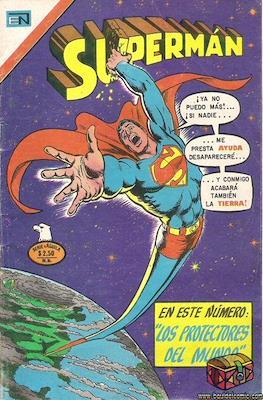 Supermán (Grapa) #1038