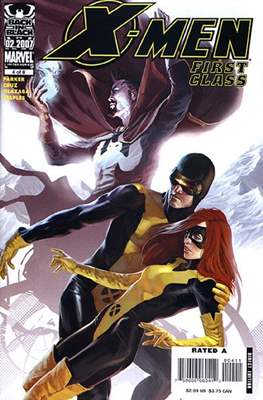 X-Men First Class Vol.1 (Comic Book 24 pp) #4