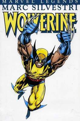 Marvel Legends Wolverine (Softcover) #6