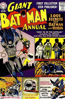 Batman Vol. 1 Annual (1961 - 2011)