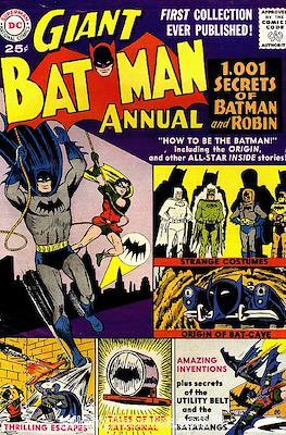 Batman Vol. 1 Annual (1961 - 2011) #1