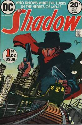 The Shadow Vol.1