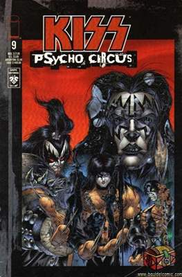 Kiss - Psycho Circus (Grapa) #9