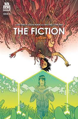 The Fiction (Comic Book) #4
