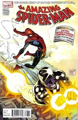 The Amazing Spider-Man Vol. 2 (1999-2014) (Comic-Book) #628