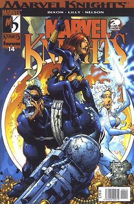 Marvel Knights (2001-2002) #14