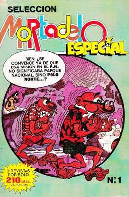 Selección Mortadelo Especial (Retapado Rústica) #1