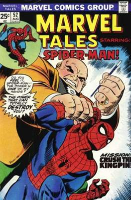 Marvel Tales (Comic Book) #52
