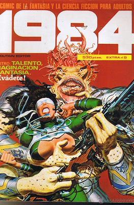 1984 Extra (Retapado Rústica) #9