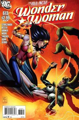 Wonder Woman Vol. 3 (2006-2011) (Comic Book) #613