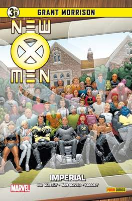 Coleccionable New X-Men (Cartoné) #3