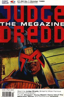 Judge Dredd Megazine Vol. 5