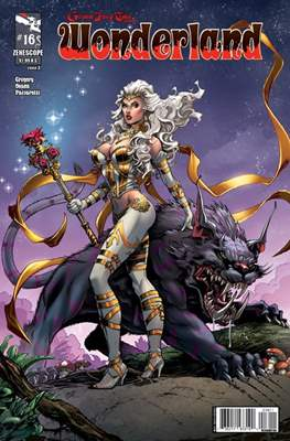 Grimm Fairy Tales presents Wonderland (Comic Book) #16
