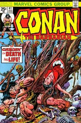 Conan The Barbarian (1970-1993) (Comic Book 32 pp) #41