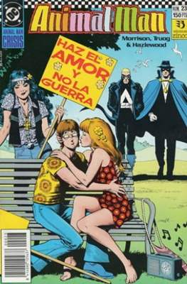 Animal Man (1989-1991) (Grapa 24 pp) #23