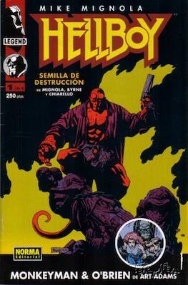 Hellboy: Semilla de destrucción / Monkeyman & O'Brien