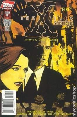 The X-Files: Season One (Comic Book 52 pp) #6