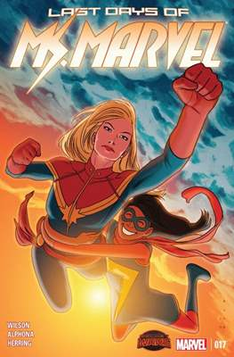Ms. Marvel (Vol. 3 2014-2015) (Grapa) #17