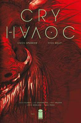 Cry Havoc (Comic Book) #2