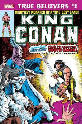 True Believers: King Conan (2019) #1