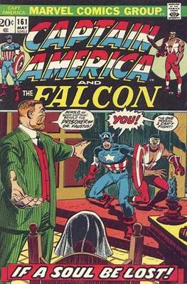 Captain America Vol. 1 (1968-1996) (Comic Book) #161