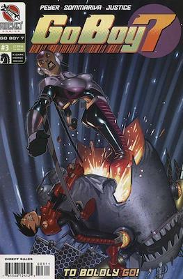 Go Boy 7 (Comic Book) #3