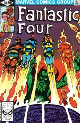 Fantastic Four Vol. 1 (1961-1996) (saddle-stitched) #232