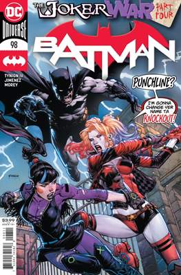 Batman Vol. 3 (2016-) #98