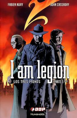 I Am Legion (Comic Book) #4