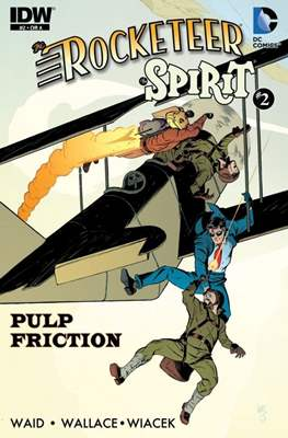 Rocketeer/The Spirit: Pulp Friction! (Comic-book) #2