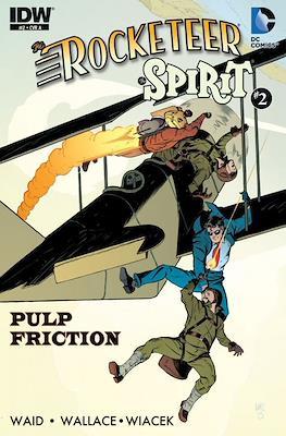 Rocketeer/The Spirit: Pulp Friction! #2
