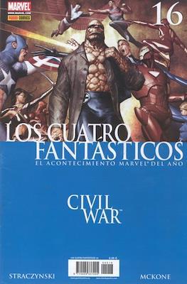 Los 4 Fantásticos Vol. 6 (2006-2007) (Grapa, 24 páginas.) #16