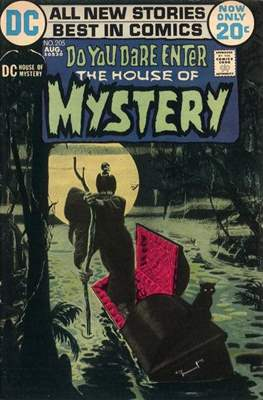 The House of Mystery (Grapa) #205