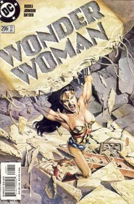 Wonder Woman Vol. 2 (1987-2006) #206