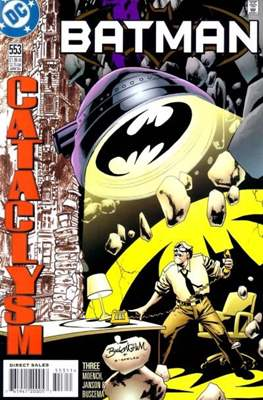 Batman Vol. 1 (1940-2011) (Comic Book) #553
