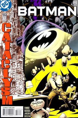 Batman Vol. 1 (1940-2011) #553